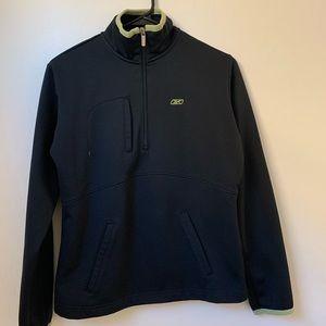 Reebok Play Dry Half Zip Pullover